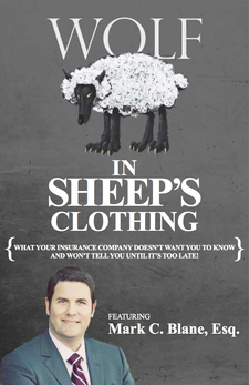 A Wolf In Sheep's Clothing | San Diego Accident & Injury Free Book