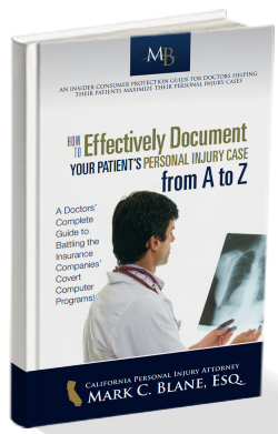 PURCHASE ONLY:  How to Effectively Document Your Patient's Personal Injury Case From A-Z