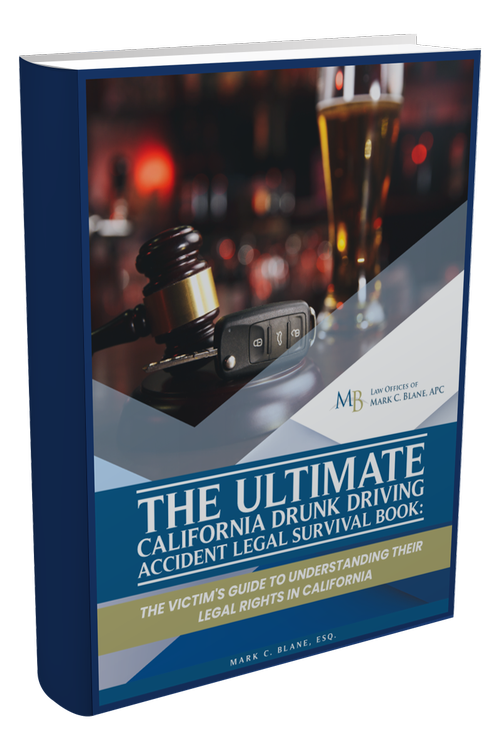 FREE Book: The Ultimate California Drunk Driving Accident Legal Survival Book (For Injured California Accident Victims!)