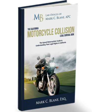 FREE Book: Download The California Motorcycle Collision Legal Survival Book