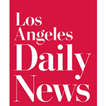 Logo Recognizing The Law Offices of Mark C. Blane, APC's affiliation with Los Angeles Daily News